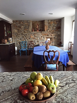Lovely stone house near the coast with barbecue, Six (+) chambres, 004