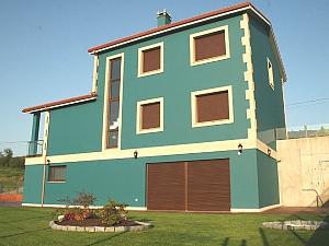 Luxurious new villa on Costa da Morte, Fünfzimmerwohnung, 001