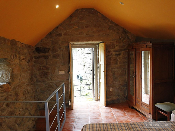 Peaceful stone house in the mountains, Quatre chambres (64582), 018