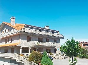 Уютные красивые апартаменты рядом с Сент-Джеймс Путь к Фистерра, 3х-комнатная, 001