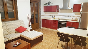Cozy beautiful apartments near St. James Way to Fisterra, Due Camere, 002