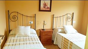 Уютные красивые апартаменты рядом с Сент-Джеймс Путь к Фистерра, 3х-комнатная, 003