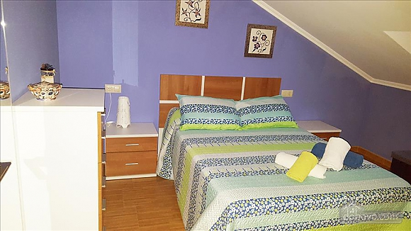 Cozy beautiful apartments near St. James Way to Fisterra, Deux chambres (67716), 008