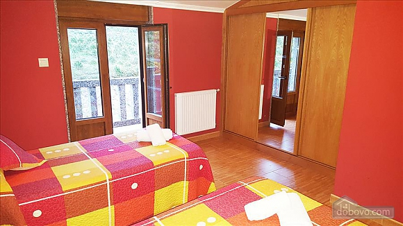 Cozy beautiful apartments near St. James Way to Fisterra, Deux chambres (67716), 012