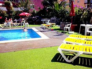 Marblau Apartment Calella, Un chambre, 001