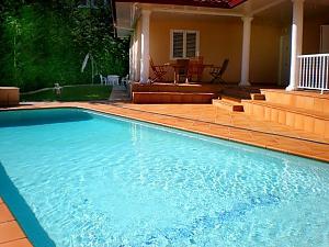 Villa Beach Calella, Quatre chambres, 001