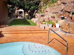 Villa Beach Calella, Quatre chambres, 002