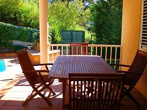 Villa Beach Calella, Quatre chambres, 004