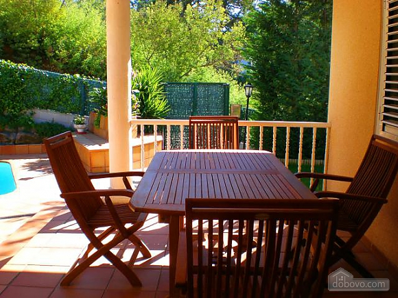 Villa Beach Calella, Fünfzimmerwohnung (94711), 004