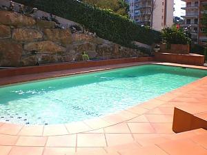 Villa Beach Calella, Quatre chambres, 022