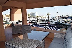 3 bedrooms with sea view - Marina Vilamoura, Tre Camere, 001