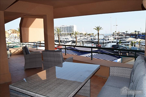3 bedrooms with sea view - Marina Vilamoura, Vierzimmerwohnung (20301), 001