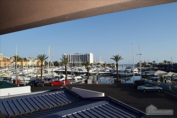 3 bedrooms with sea view - Marina Vilamoura, Vierzimmerwohnung (20301), 020