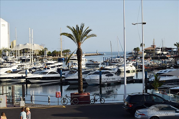 3 bedrooms with sea view - Marina Vilamoura, Vierzimmerwohnung (20301), 023