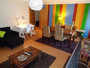 Plaza apartment, Zweizimmerwohnung, 001