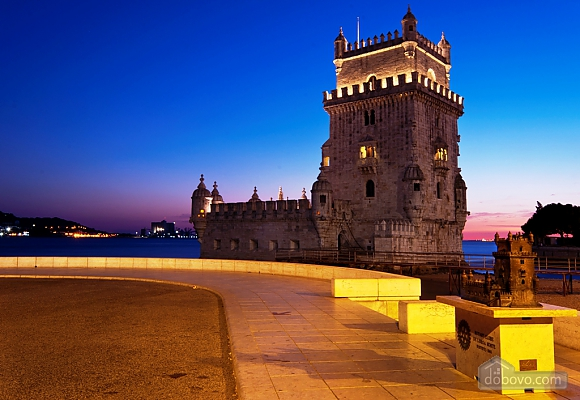 Lisbon Belem apartment, Due Camere (93063), 038