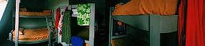 7-bed room in the hostel Darnitsya 1, Studio, 003