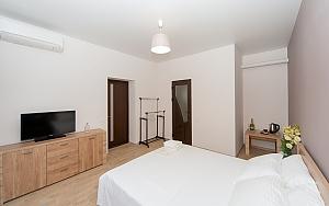 Готель Фьюжн покращений номер Стандарт, 1-кімнатна, 003