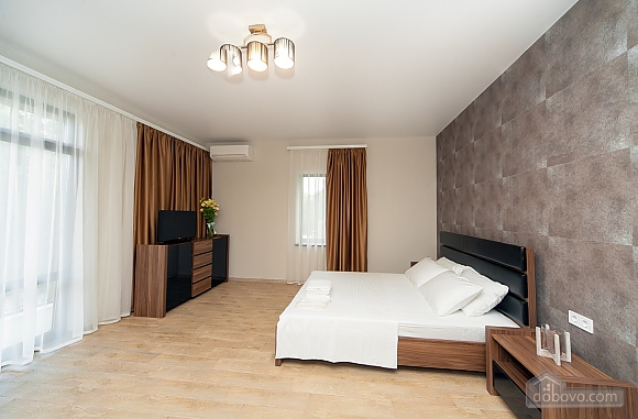 Hotel Fusion luxury suite with a balcony, Studio (61336), 001