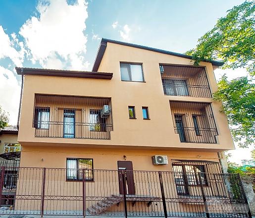 Отель Фьюжн номер Люкс с балконом, 1-комнатная (61336), 009