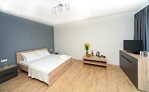 Готель Фьюжн номер Люкс, 1-кімнатна, 001