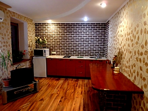 Luxury class apartment in the center, One Bedroom, 004