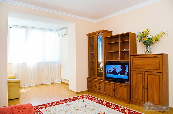 Apartment near the sea with a view of the park, One Bedroom (41639), 001