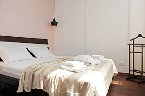 Стильна квартира, 2-кімнатна, 001
