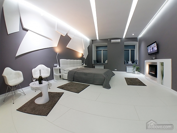 VIP studio in the center of Kiev with jacuzzi, Studio (41829), 001