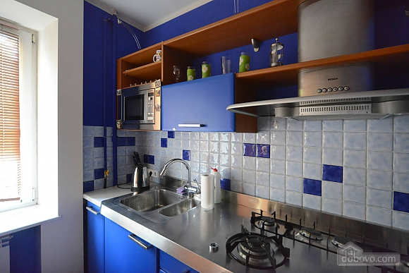 Spacious apartment in hi-tech style in the center of Kiev, Monolocale (93491), 009