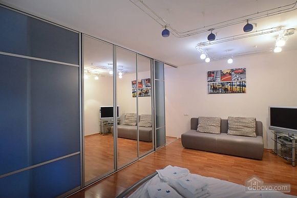 Spacious apartment in hi-tech style in the center of Kiev, Monolocale (93491), 006