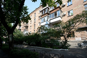 Spacious apartment in hi-tech style in the center of Kiev, Studio, 014