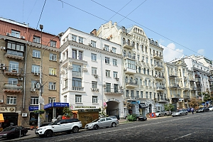 Designer spacious European apartment in the center of Kiev, One Bedroom, 016