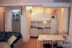 Luxury studio apartment with Jacuzzi in the center near Kontraktova square, Studio, 002