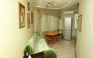 VIP apartment with air conditioning and WI-FI, Studio, 004