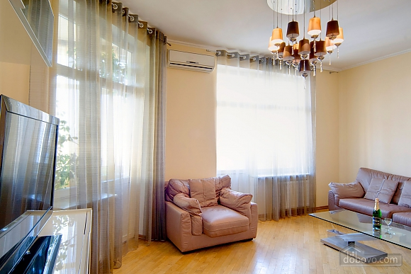 Stylish apartment with 2 bedrooms, Deux chambres (93320), 001