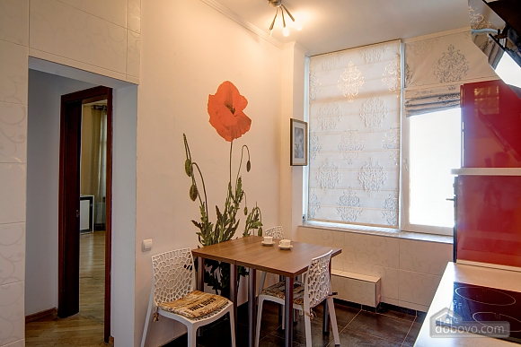 Stylish apartment with 2 bedrooms, Deux chambres (93320), 015