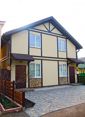 House in Chornomorsk, Un chambre, 002