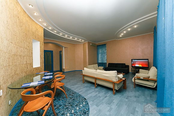 VIP Сауна джакузи метро Крещатик тихое место, 4х-комнатная (24540), 002