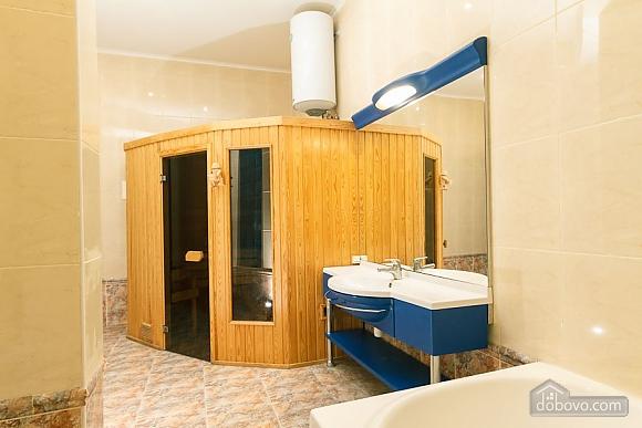 VIP Сауна джакузи метро Крещатик тихое место, 4х-комнатная (24540), 012