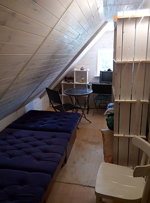 Single room in hostel, Studio, 001