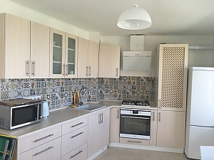Cozy house near the sea in Arkadia, Trois chambres, 001