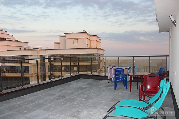 Luxurious apartment with panoramic sea views, Zweizimmerwohnung (21047), 007