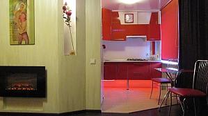 Квартира-студіо з дизайнерським ремонтом, 1-кімнатна, 002
