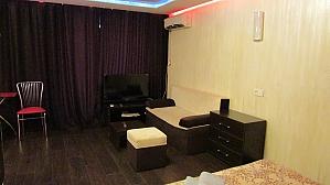 Квартира-студіо з дизайнерським ремонтом, 1-кімнатна, 004