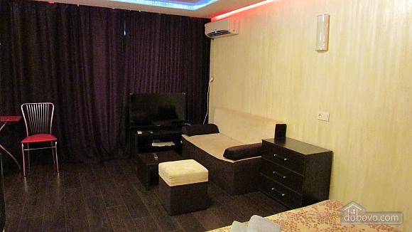 Квартира-студіо з дизайнерським ремонтом, 1-кімнатна (43100), 004