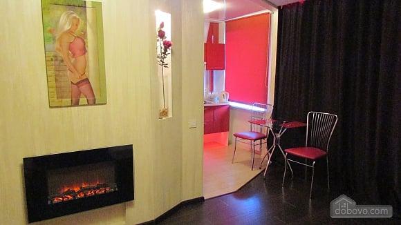 Квартира-студіо з дизайнерським ремонтом, 1-кімнатна (43100), 005