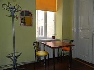 Затишна квартира поруч з собором Святого Юра, 1-кімнатна, 003