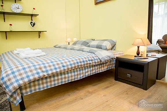 Уютные апартаменты возле площади Рынок, 1-комнатная (52879), 017