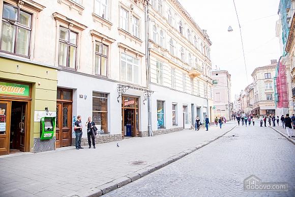Уютные апартаменты возле площади Рынок, 1-комнатная (52879), 035